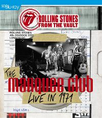 Cover The Rolling Stones - From The Vault - The Marquee Club: Live In 1971 [DVD]